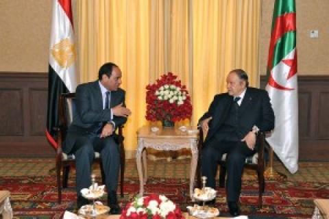 Les groupes terroristes et l'ingérence étrangère menacent l'Algérie et l'Egypte
