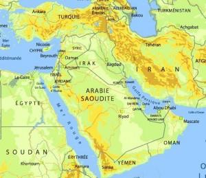 Arabie-Saoudite - Iran
