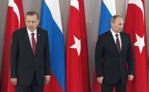 Puting - Erdogan angry
