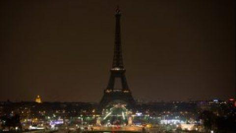 Tour Eiffel…Aleppo & the Coptic chruch massacre/ Tour Eiffel…Alep et le massacre à l'église copte