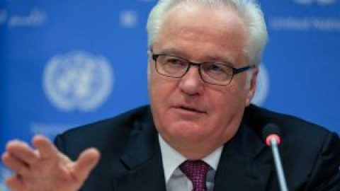 The Death of the Russian Ambassador to the UN Vitaly Churkin