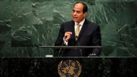 Dr. Cherif Amir décortique les dessous des cartes de la diplomatie égyptienne actuelle. NILE TV.