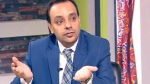 """Dr. Cherif Amir highlights the importance of Egypt's bold initiatives & investment in Libya. """"Daily Debate"""" program,NILE TV international. May 2021"""