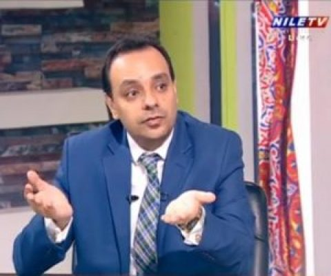 "Dr. Cherif Amir highlights the importance of Egypt's bold initiatives & investment in Libya. ""Daily Debate"" program, NILE TV international. May 2021"