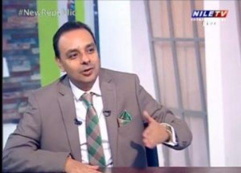 Dr. Cherif Amir explains Egypt's foreign policy since the 2013 revolution. NILE TV June 2021